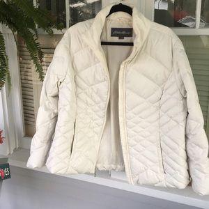🐑 White Winter Jacket 🐑